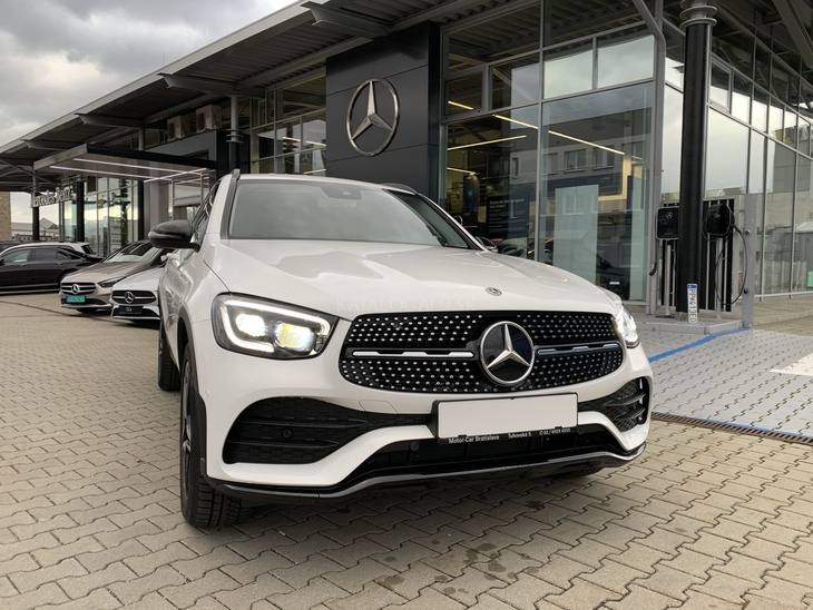 Fotografia Mercedes-Benz GLC 220 d 4MATIC