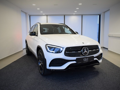 Fotografia Mercedes-Benz GLC 300 D 4MATIC
